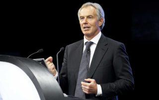 leadership Tony Blair