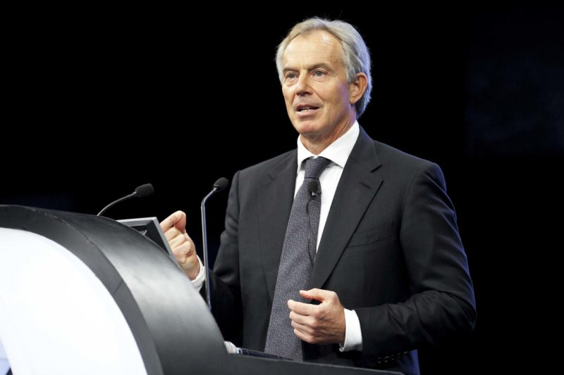 leadership Tony Blair
