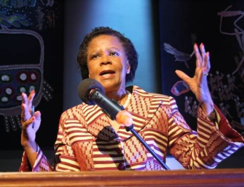 The Leadership Language of Dr Ramphele