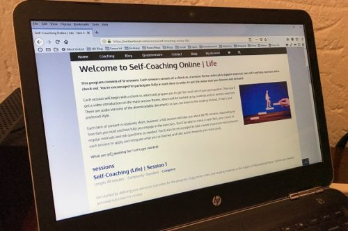 self-coaching online