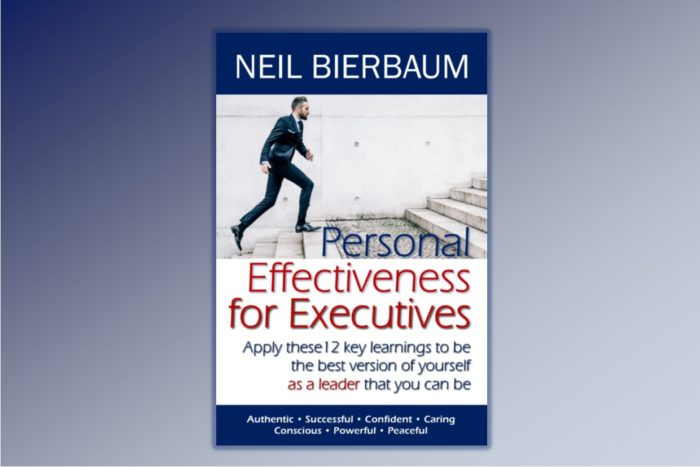 book personal effectiveness executives neil bierbaum
