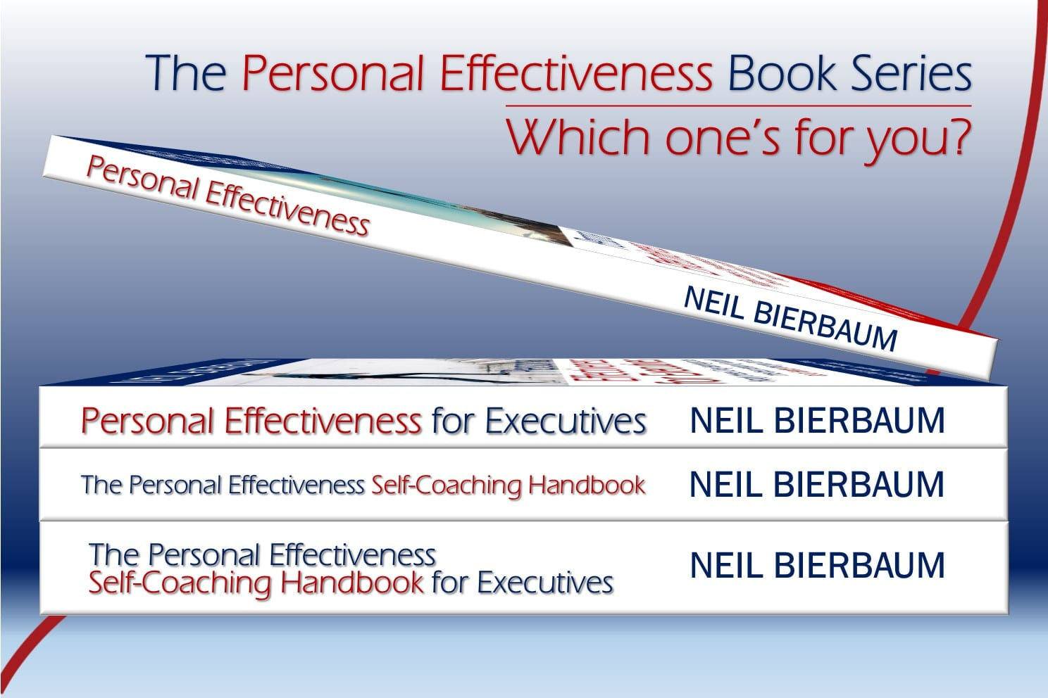 personal effectiveness book series neil bierbaum