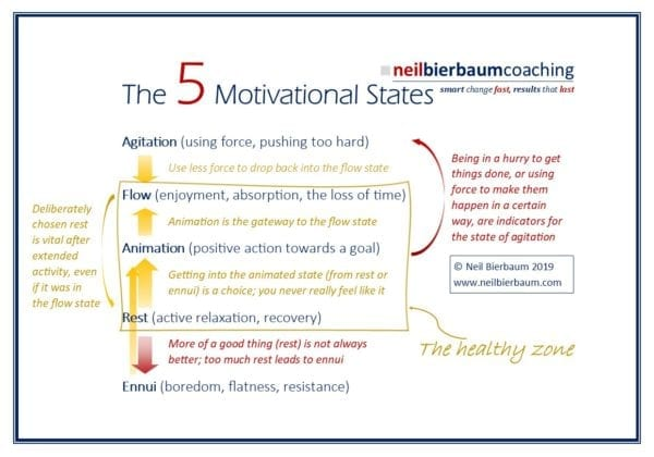 motivational states getting motivated