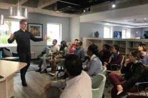 neil bierbaum author speaker coach lunchtime talks stress